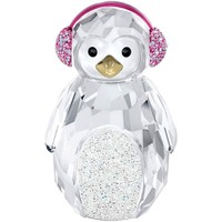 Swarovski Crystal Figurine ROCKING PENGUIN #5004495