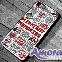 One Direction Midnight Memories - iPhone 4/4s/5 Case - Samsung Galaxy S3/S4 Case - Blackberry Z10 - Black or White