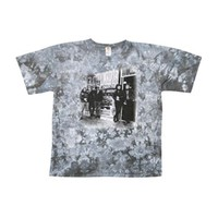 Grateful Dead Men's  Volunteers Tie Dye T-shirt Multi