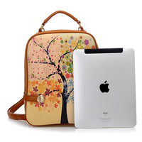 Tree of Four Seasons Backpack