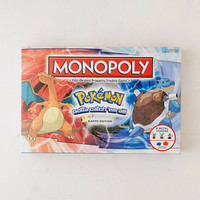 Pokemon Kanto Edition Monopoly Game | Urban Outfitters