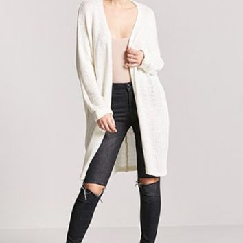 Contemporary Longline Cardigan