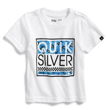 Infant Boy's Quiksilver 'Blockhead Ghetto' Graphic T-Shirt,