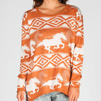 RVCA Buddy Womens Sweater