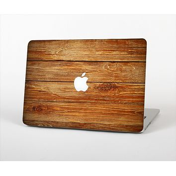 "The Raw WoodGrain Skin Set for the Apple MacBook Pro 15"" with Retina Display"