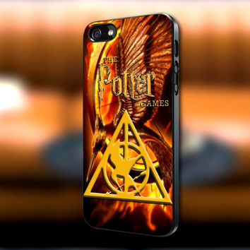 The potter Games iPhone case, The potter Games Samsung Galaxy s3/s4 case, iPhone 4/4s case, iPhone 5 case