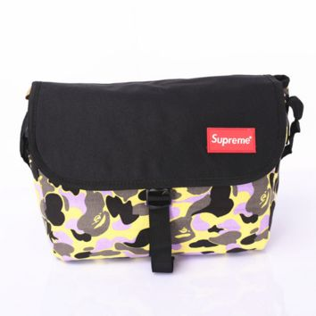 Supreme Bosom Bag Waist bag Men And Women Crossbody Shoulder Bag
