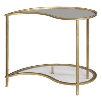 Darcie Teardrop Bunching Side Table By Uttermost