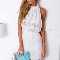 Devoted To You Dress