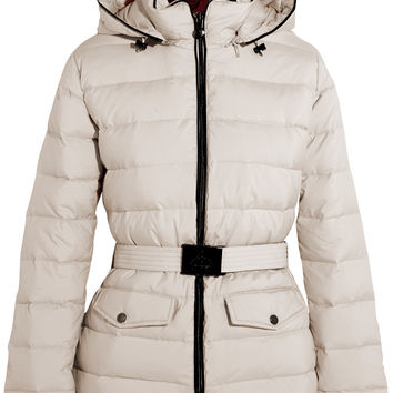 Pyrenex - Divine quilted shell down jacket