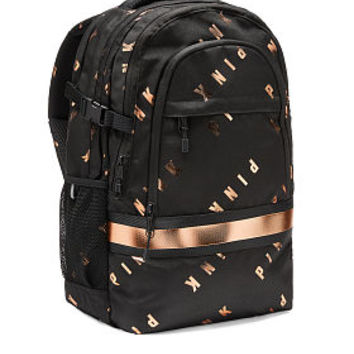 Bling Collegiate Backpack - PINK - Victoria's Secret