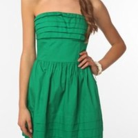 UrbanOutfitters.com > Jack By BB Dakota Gallant Strapless Cotton Voile Dress