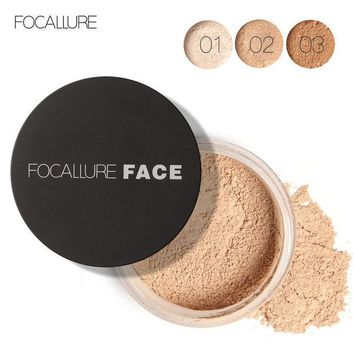 ONETOW focallure Make up loose Powder Bare mineralize skinfinish Modern fresh concealer Powder Fixing Clam Makeup face powder