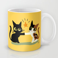Touch! Mug by BATKEI