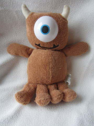 Monsters Inc Little Mikey Doll Disney From Ubermom On Ebay