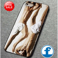 Supernatural Hero Sam and Dean Shirtless for iphone, ipod, samsung galaxy, HTC and Nexus Case