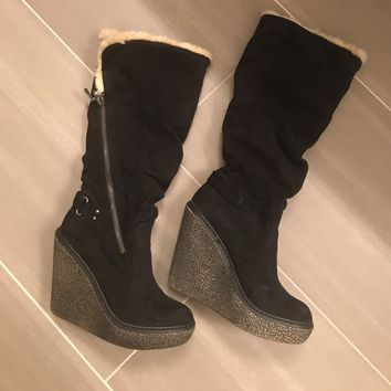 Reduced price! Bakers Platform Boots