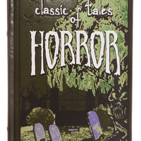 Tales of Horror Leather Bound Classics