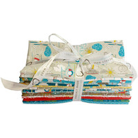 Take Flight/Vita Mechachonis/ Fat Quarters Bundle/ Camelot Fabrics/18 pieces