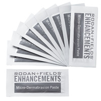 ENHANCEMENTS Micro-Dermabrasion Paste Packets- Rodan + Fields