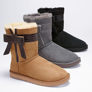 Josette Bow Boot - UGG® Australia - Victoria's Secret