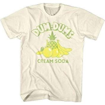 Mens Dum Dums Cream Soda Retro T-Shirt