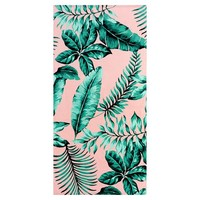 The Emily & Meritt Palm Leaf Beach Towel