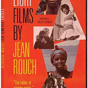 Illo Goudel'ize & Lam Ibrahim & Jean Rouch-Eight Films By Jean Rouch