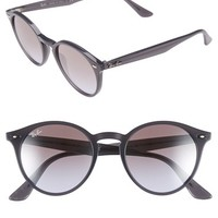 Ray-Ban 'Highstreet' 51mm Round Sunglasses | Nordstrom