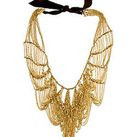 Shabana Khan Meena Necklace - Max and Chloe