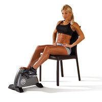 SAVE Marcy Deluxe Exercise Mini Cycle