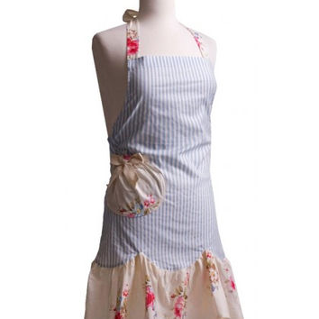 Girl's Marilyn Country Chic Flirty Apron