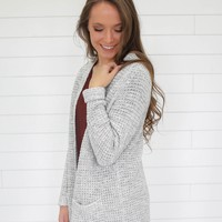 First Frost Cardigan
