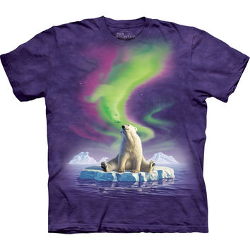 Polar Bear Mirror Vision T-Shirt