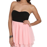 Sweetheart Tube 2Fer Dress | Shop Just Arrived at Wet Seal