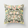 too much Throw Pillow by Danny Ivan