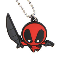 Marvel Deadpool Kawaii Necklace