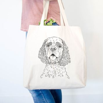 Baxter the American Cocker Spaniel - Tote Bag