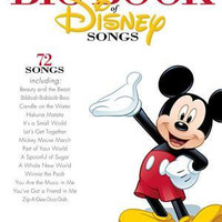 The Big Book of Disney Songs - Alto Saxophone