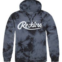 Young & Reckless Acid Pullover Hoodie - Mens Hoodie - Black