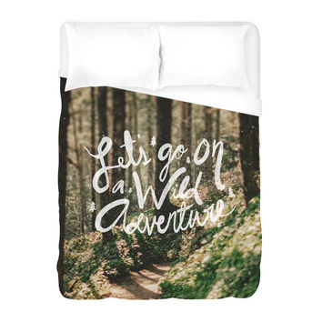 Wild Adventure Duvet Cover