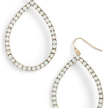 Loren Hope Emilia Crystal Teardrop Earrings | Nordstrom