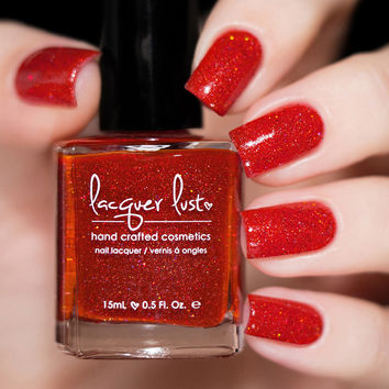 Lacquer Lust Forbidden Fruit