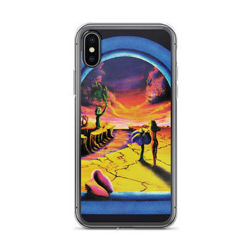 iPhones Cases Trippy Surreal Art by Vincent Monaco available For ALL iphone models.