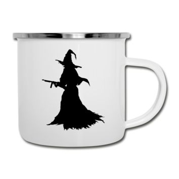 Witches with Guns Camper Mug