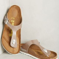 Birkenstock Gizeh Sandals Pearly