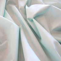 Brand New Spring Harpers Cotton Blend Mint Green Fabric By The Yard