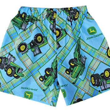 Express your self with our extensive collection of Tractors John Deere Boxer Shorts. Our boxer shorts are made of % lightweight cotton for breathable comfort.