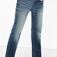 Rocco Slim Fit Straight Leg Comfort Stretch Jean from EXPRESS
