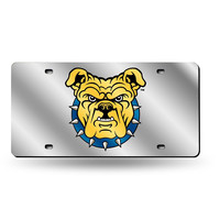 North Carolina A&T State Aggies NCAA Laser Cut License Plate Cover